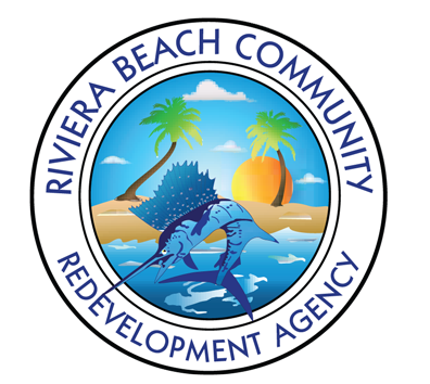 Georgeta Fondos at Murals by Georgeta has created a few mural projects for the Riviera Beach CRA